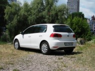 Тест-драйв Volkswagen Golf Team